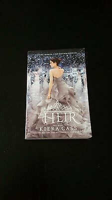 HEIR By Kiera Cass-NEW PAPERBACK BOOK, 4th book in Selection Series