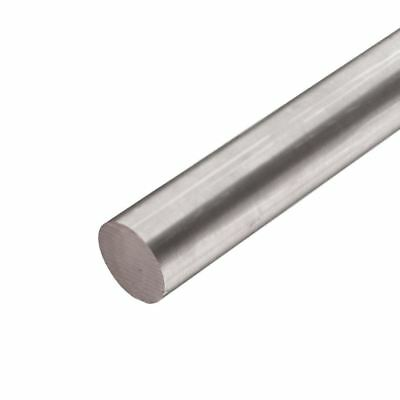 "3//8/"" Diameter 6061 Aluminum Round Rod 8/"" Length T6511 Extruded 0.375 inch Dia"