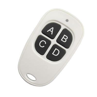 315 MHZ Electric Learning Garage Door Gate Opener Controller Key Replacement