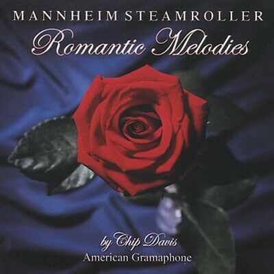 FREE US SHIP. on ANY 3+ CDs! ~LikeNew CD Mannheim Steamroller: Romantic Melodies