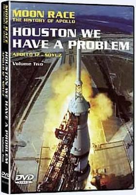 NEW DVD Moon Race - The History of the Apollo, Vol. 2: Houston, We Have a Proble