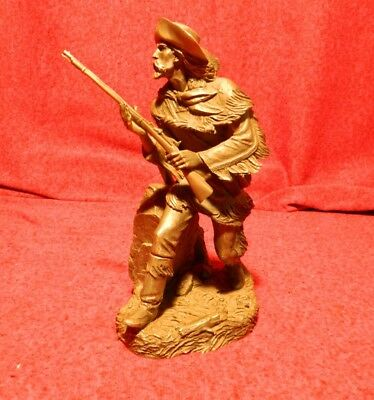 FRANKLIN MINT Collectible Plate/Figurine SILENT FOE (AO2011709)