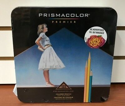 Prismacolor Premier Colored Pencils Core Assorted Bright Colors 132Count 1753456