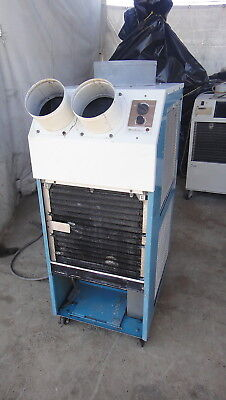 Movincool Portable Air Conditioner 18,000 Btu Model 15Sfu-1 Works Good See Video