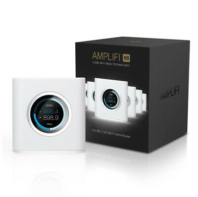 Ubiquiti Amplifi AC1300 Wireless Mesh Router