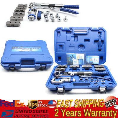WK-400 Hydraulic Flaring Tool Set Tube Expander Pipe Fuel Line tool Cutter