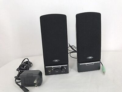Cyber Acoustics Computer Speakers for Laptop Computer PC