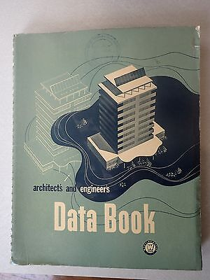 Westinghouse Architects and Engineers Data Book 1947-48