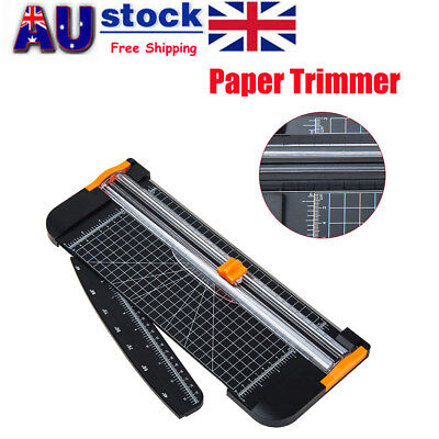 A4 Photo Paper Trimmer Cutter Guillotine Card Ruler Home Office Arts Heavy Duty