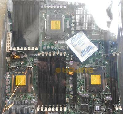 SuperMicro Motherboard H8DME-2-LS006 + 2 x OPTERON HEXACORE 1.8 GHz 3