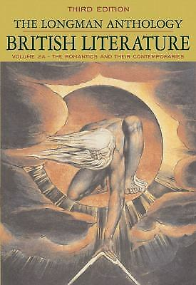 The longman anthology of british literature vol 2a the romantics the longman anthology of british literature vol 2a the romantics fandeluxe Choice Image