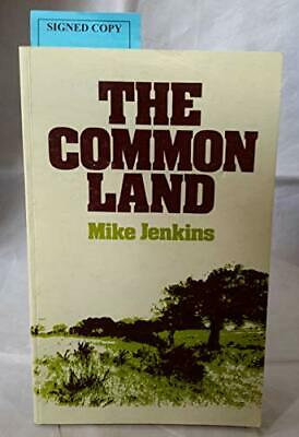 Common Land by Jenkins, Mike Paperback Book The Cheap Fast Free Post