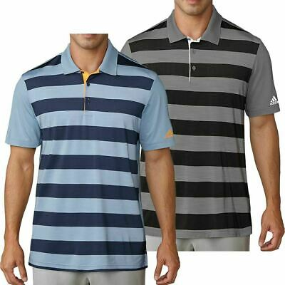 Adidas Ultimate 365 Rugby Golf Performance Polo Shirt
