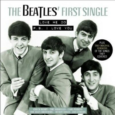 The Beatles / Various - First Single: Love Me Do / P.S. I Love You CD NEW