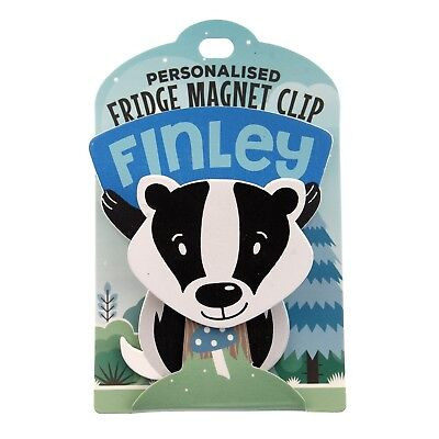 Fridge Magnet Clip Finley