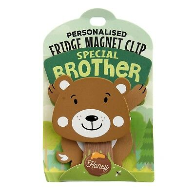 Fridge Magnet Clip Special Brother