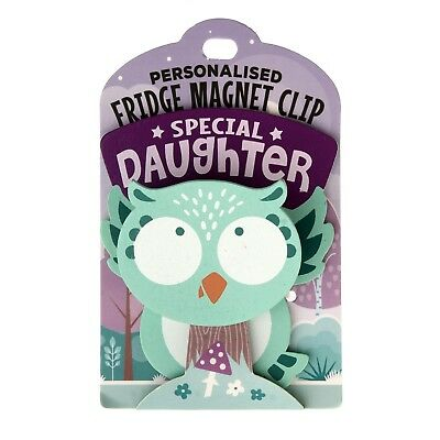 Fridge Magnet Clip Special Daughter