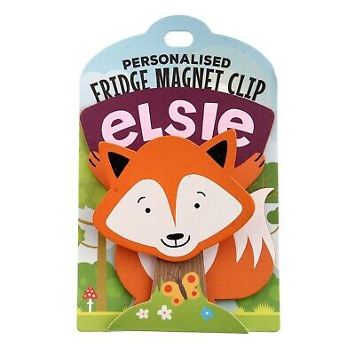 Fridge Magnet Clip Elsie
