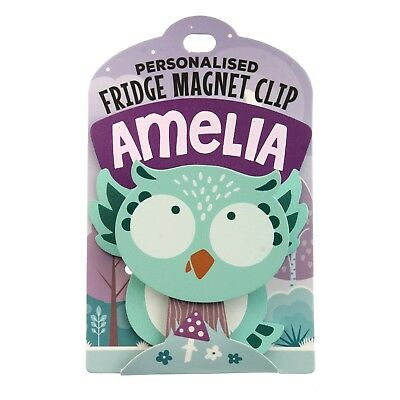 Fridge Magnet Clip Amelia