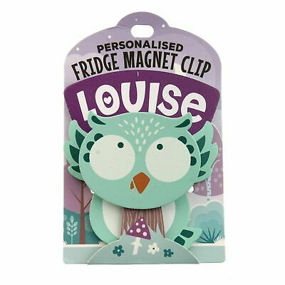 Fridge Magnet Clip Louise