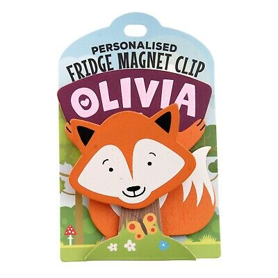 Fridge Magnet Clip Olivia