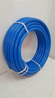 """1 1/4"""" 250' Non Oxygen Barrier Blue PEX tubing for heating and plumbing"""