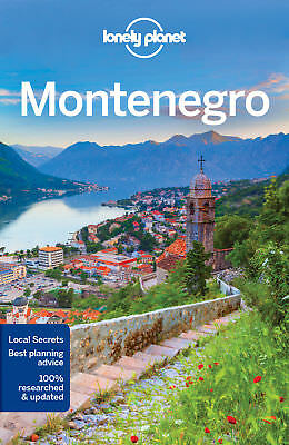 Lonely Planet Montenegro Travel Guide BRAND NEW 9781786575296
