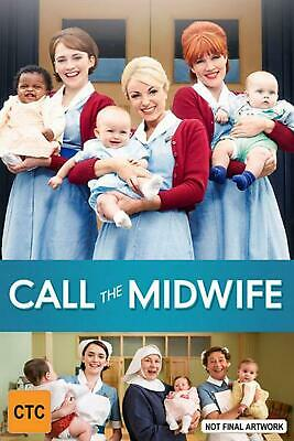 Call The Midwife : Series 1-7 | Boxset - DVD Region 4 Free Shipping!