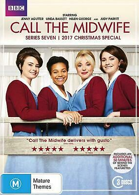 Call The Midwife : Series 7 - DVD Region 4 Free Shipping!
