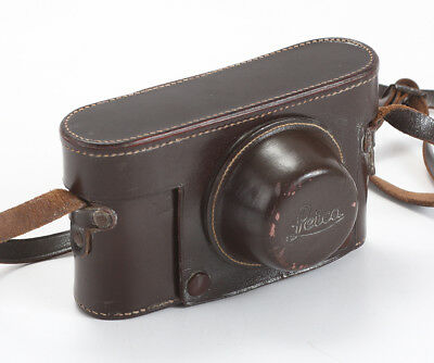 Leitz Case For Leica Iiic-Iiif For Camera With Leicavit Mounted/199724