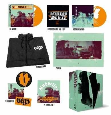 VEGA : V (Ltd. Fan-Box) Box-Set  NEU u. OVP