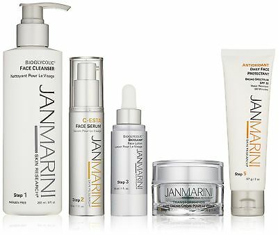 Jan Marini Skin Care Management System Normal Combination Skin FRESH ~FULL SIZE