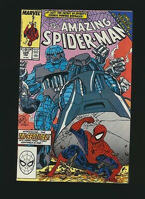 The Amazing Spider-Man #329, 9.2/NM- to 9.4/NM