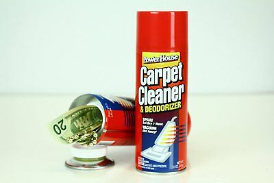 Safe Can | Powerhouse Carpet Cleaner Hidden Stash
