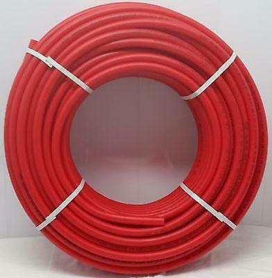 "Certified Non Barrier 3/4"" - 300' coil - RED PEX for POTABLE Water Use"