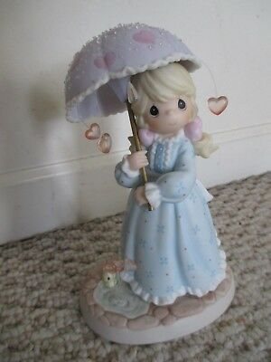 Precious Moments 2002 Let Love Reign Limited Edition