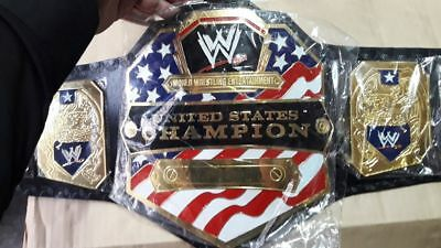 United State Championship Wrestling Leather Belt