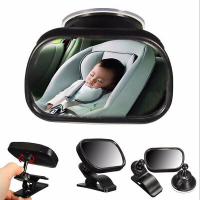 1 Set Car Baby Back Seat View Mirror for Infant Child Safety View Rear Toddler