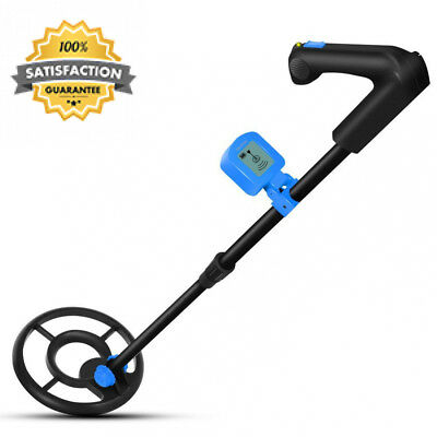 Easy to Operate LCD Metal Detector for Kids and Adults , Sound Mode, Alert,...