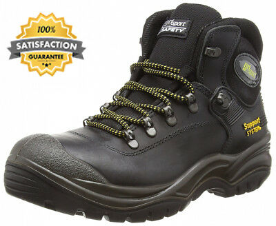 Grisport Men's Contractor S3 Safety Boots