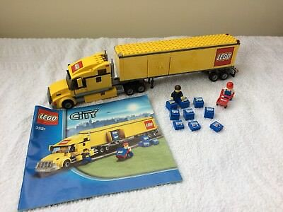 Lego City Truck Instructions Choice Image Instructions Examples In