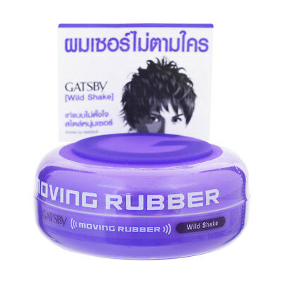 Hair Pomade Strong Restoring Hair Wax Stick Moving Molding Spiky