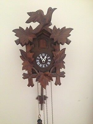German Gula Cuckoo Clock Complete Spares Repairs