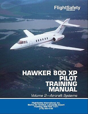 Hawker 800 XP-Pilot Training Manual