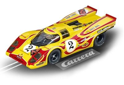 1970 Porsche 917K LeMans Carrera Evolution 1:32 Scale Slot Car Track Racing NEW