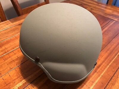 Genuine Issue MSA Ballistic Kevlar Advanced Combat Helmet (ACH)  Sz XL NEW