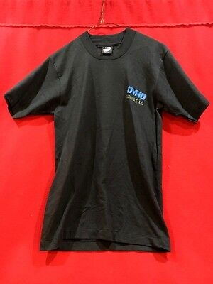 Nos Vintage Dyno Insipid Have A Day T-Shirt Size S Black Bmx Freestyle