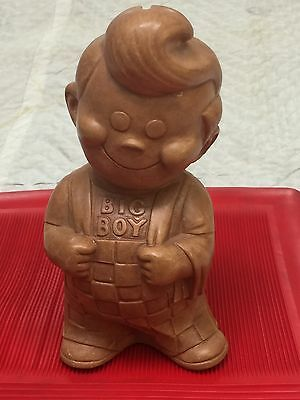"Bob's Big Boy-Vintage 1950's "" Brown"" Ceramic Bank - Near Mint  ( Very Rare )"