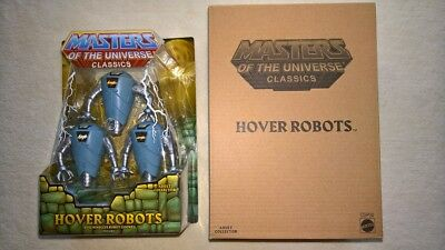 Hover Robots Masters of the Universe Classic