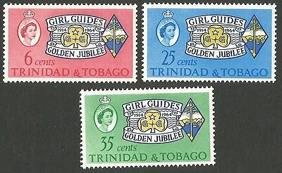 1964 The 50th Anniversary of Girl Guides' Association. #1. MLH